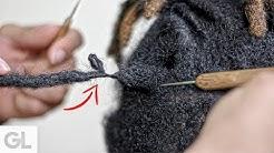 How To Repair Damaged Dreadlocks