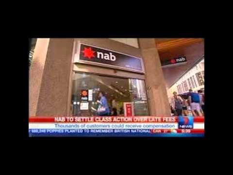 NAB move to settle class action over late fees