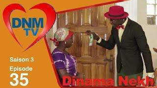 Dinama Nekh - saison 3 - épisode 35