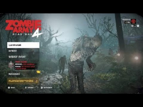 Zombie Army 4: Dead War |
