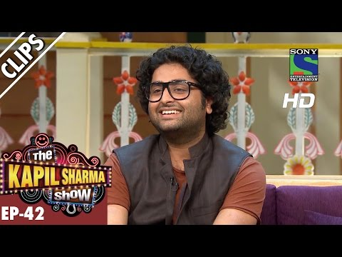 Arijit Doesn't Get Time to Shave Beard - The Kapil Sharma Show - Episode 42 - 11th September 2016