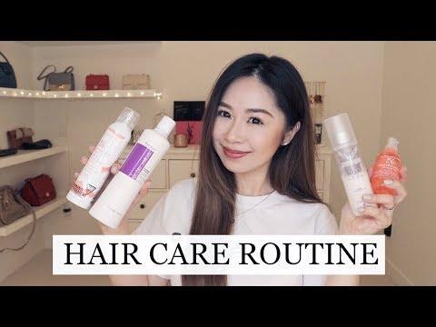 我的日常頭髮護理+示範-|-my-hair-care-routine
