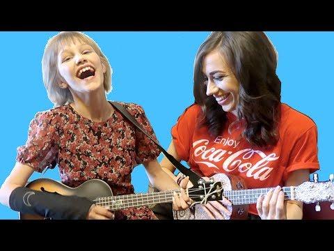 SINGING WITH GRACE VANDERWAAL!