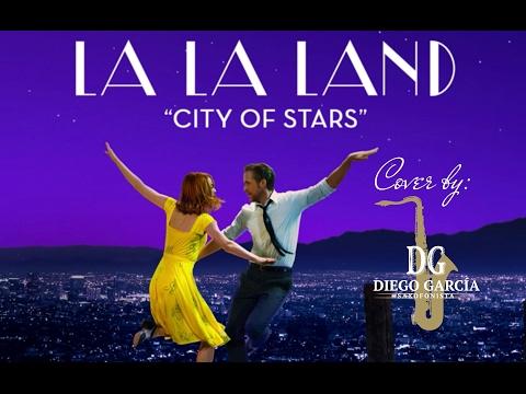 City of Stars - La La Land, Sax Cover by Diego García Saxofonista.