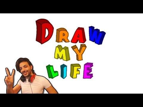 DRAW MY LIFE - Especial 2 MILLONES (2/2) - NexxuzHD