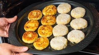 Сытный ужин за 15 минут! Картофельные котлеты - все просто и очень вкусно! | Appetitno.TV
