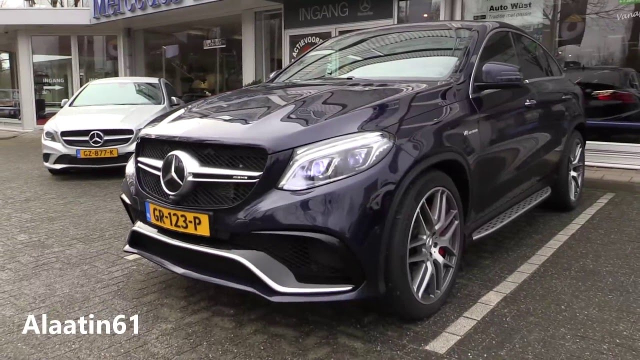 My First Drive In The New Mercedes Benz Amg Gle63 S Coupe 2017 In