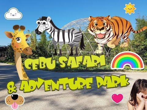 The Amazing Cebu Safari and Adventure Park!