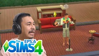 PERTAMA KALI STAND UP COMEDY | SIMS 4 | EPS 6