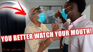 CHEATER LIE DETECTOR TEST - YOU CHEATED ON ME WITH A PENGUIN