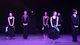Ансамбль бального танца «Ритм» г  Немиров – Европейское попурри