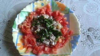 Готовим печёные баклажаны быстро и вкусно  Видео рецепт #21