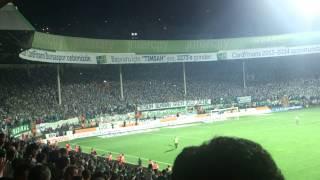 BurSAspor Beşiktaş 15.09.2013 Teksas Beşiktaş Dost Olmaya Geldik Zannetme