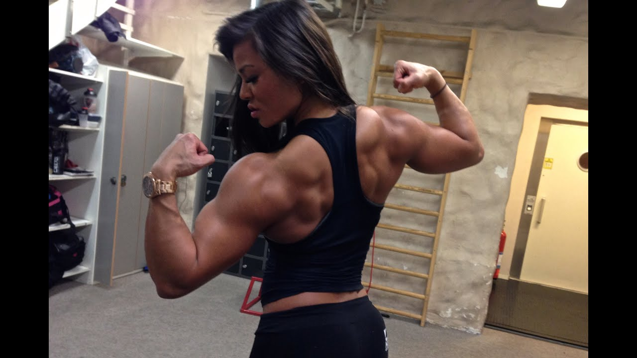 Extreme European Muscle Girls