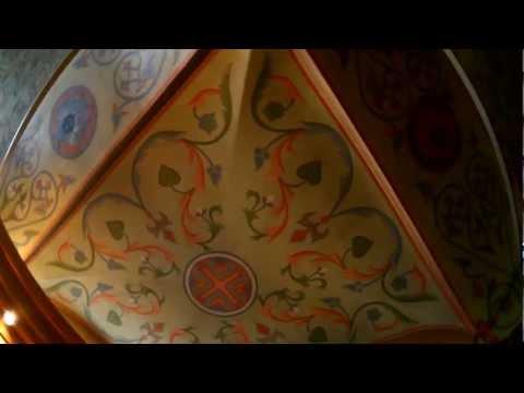 Anatoliy Maslov - artist-muralist (Moscow Red Square Kazan Cathedral restore) - Lev Kalashnikov