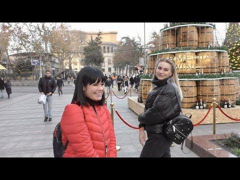 Ереван, 29.12.19, Su, Ещё одно знакомство, На Северном проспекте Video-2.
