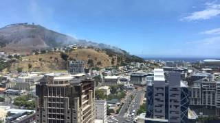 Signal Hill Fire Time-lapse