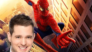 Video Here Comes the Spider Man - Spider-Man Theme (Michael Bublé) lyrics Video download MP3, 3GP, MP4, WEBM, AVI, FLV Januari 2018