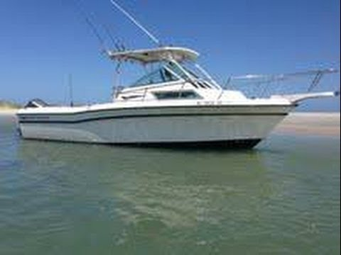 [UNAVAILABLE] Used 1989 Grady-White 24 Walk Around in Wilmington, North  Carolina