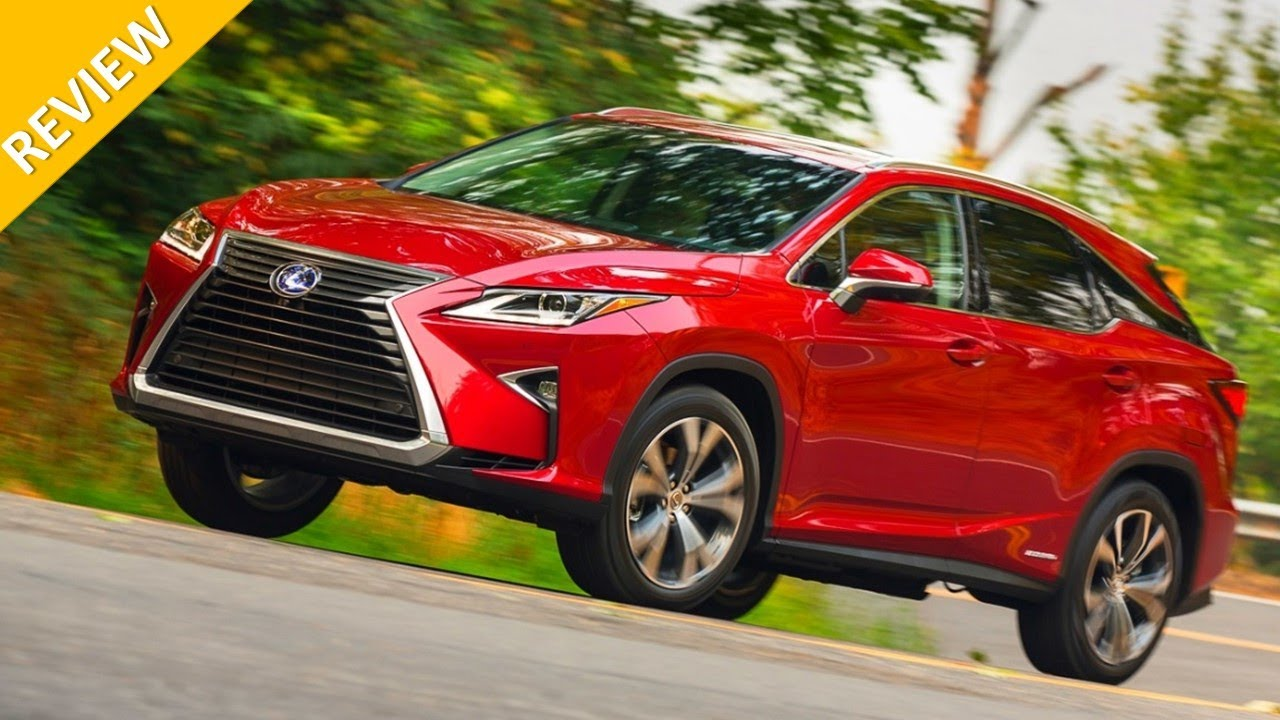Lexus 7 Seater Suv >> Is This Is The Best 7 Seater Suv 2019 Lexus Rx 450h L