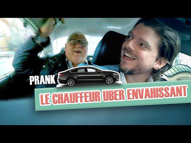 Pranque : Le chauffeur Uber envahissant (VERSION INTÉGRALE)