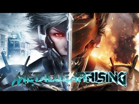 Metal Gear Rising - All Boss Fights HD (W/ DLC)(Fox Blade)(PC/Steam Version)