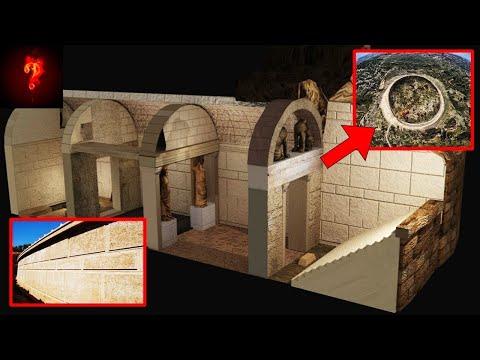 """""""Tumulus"""" - Greece ⁓ Proven As Lost Civilizations Relic?"""