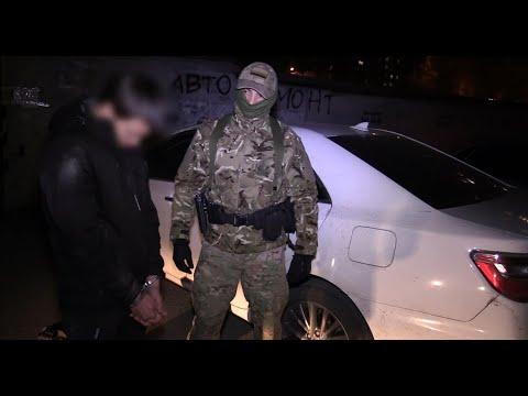 В Ростове-на-Дону полицейские задержали подозреваемого в покушении на сбыт крупной партии наркотиков