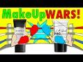 Hilarious! EPIC MAKEUP WARS! BOXING MATCH!