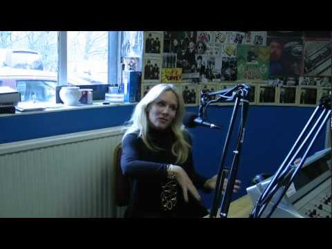 Stacey Jackson Live Interview At BRfm Radio Wales