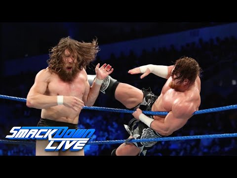 HINDI - Daniel Bryan vs. Buddy Murphy: SmackDown LIVE, August 21, 2019