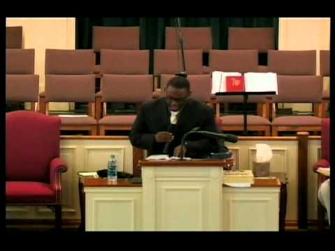 Breakthrough  Part 2 by Pastor Raymond Bailey 2012