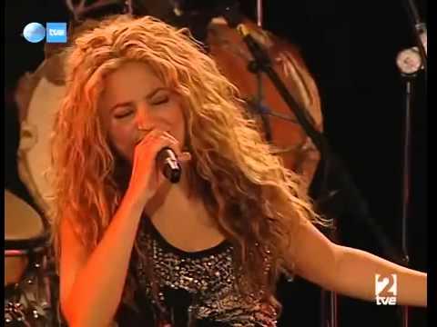 Shakira Live Full Concert Rock in Rio