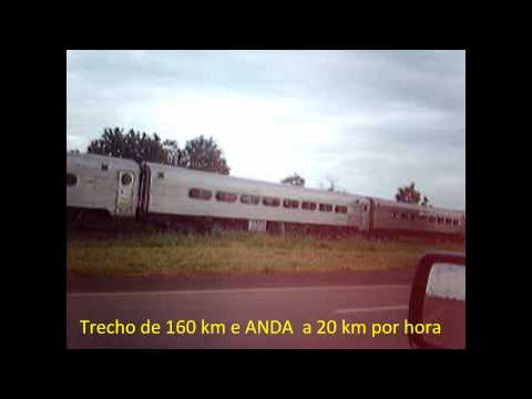 O Trem Fantasma do Pantanal