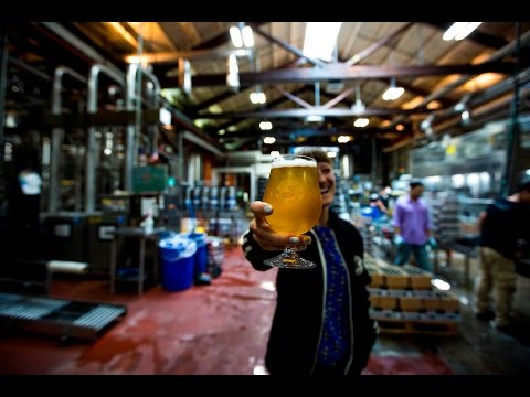 360 Tour of The Brooklyn Brewery