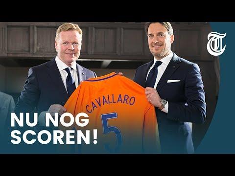 Nederlands elftal krijgt Italiaans tintje