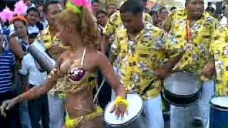 carnavales de ocumare del tuy 2009 gabriel samba show
