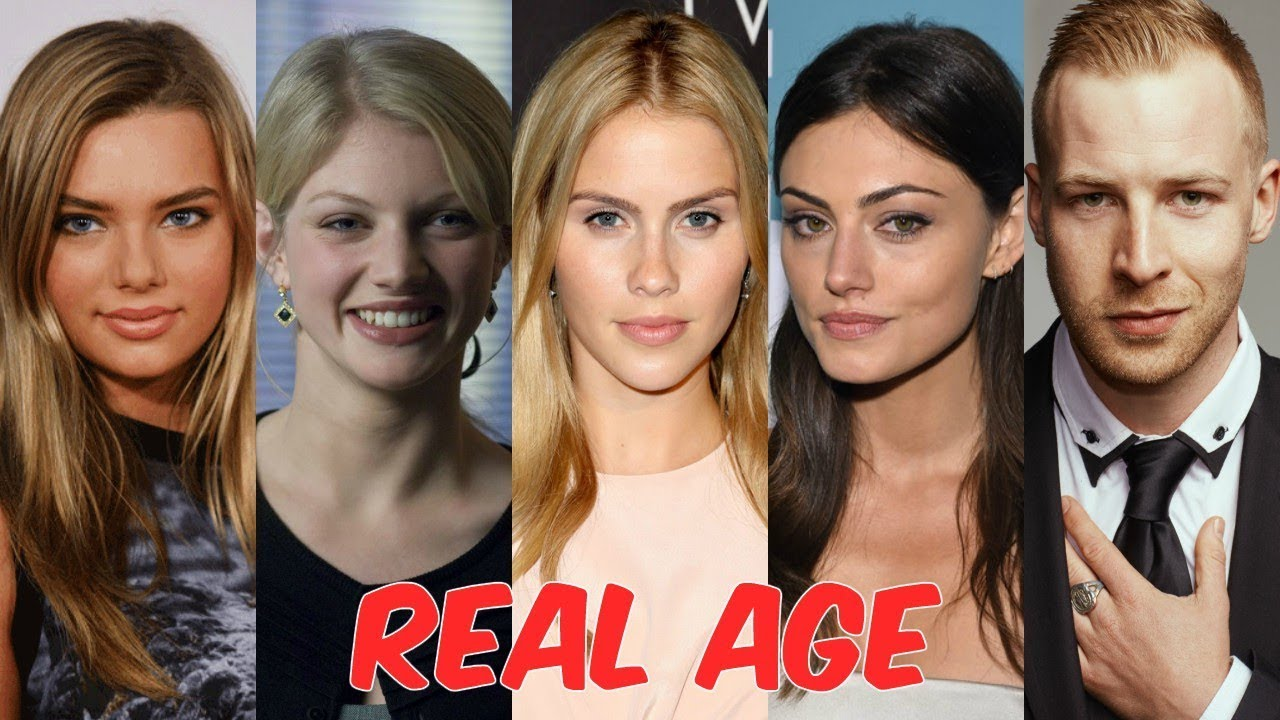 h2o just add water cast real age 2018 curious tv youtube