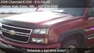 2006 Chevrolet K1500 LT - for sale in Gibbon, MN 55335
