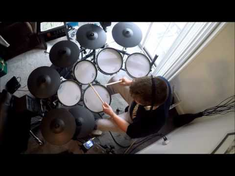 Foo Fighters Long Road To Ruin V-Drum Cover