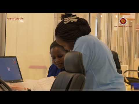 The Nairobi Hospital - Critical Care Unit