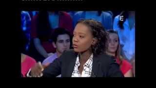 Rama Yade - On n'est pas couché 23 octobre 2010 #ONPC