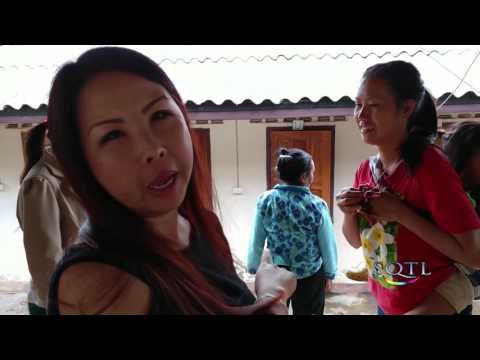 Mus Da Dej Kub Dej Npau Rau Muang Kham Xiengkhouang Laos 2017