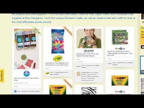 How Find Cheap Arts and Crafts Supplies for Kids and Adult Projects