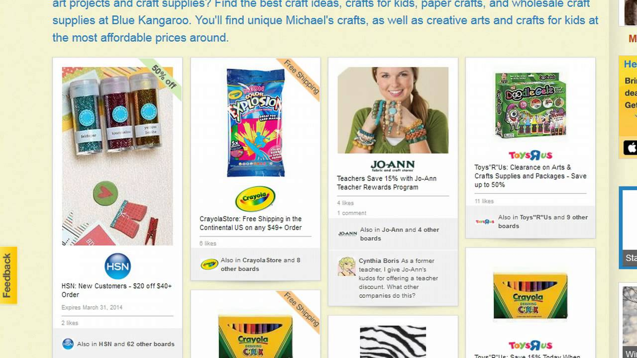 Cheap arts and crafts supplies - How Find Cheap Arts And Crafts Supplies For Kids And Adult Projects