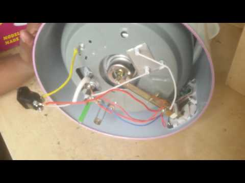 how to connect rice cooker . how to works a rice cooker. - YouTube Electrical Wiring Diagram Of Rice Cooker on