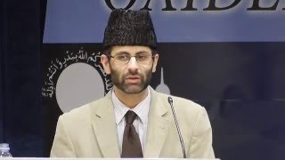 MUST WATCH! Learn the true beauty of Khilafat by Abid Sahib at Qaideen Forum