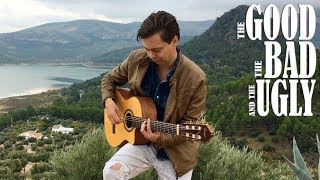 The Good, The Bad and The Ugly  Theme  (Ennio Morricone) - Classical Fingerstyle Guitar