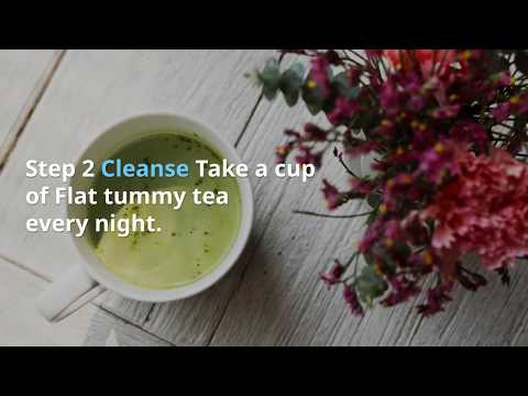 28 Days Detox Tea: How to Lose Weight Fast Without Exercise