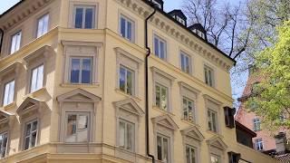 Fasadrenovering i Stockholm - nyputsad fasad -(, 2017-06-14T17:16:49.000Z)